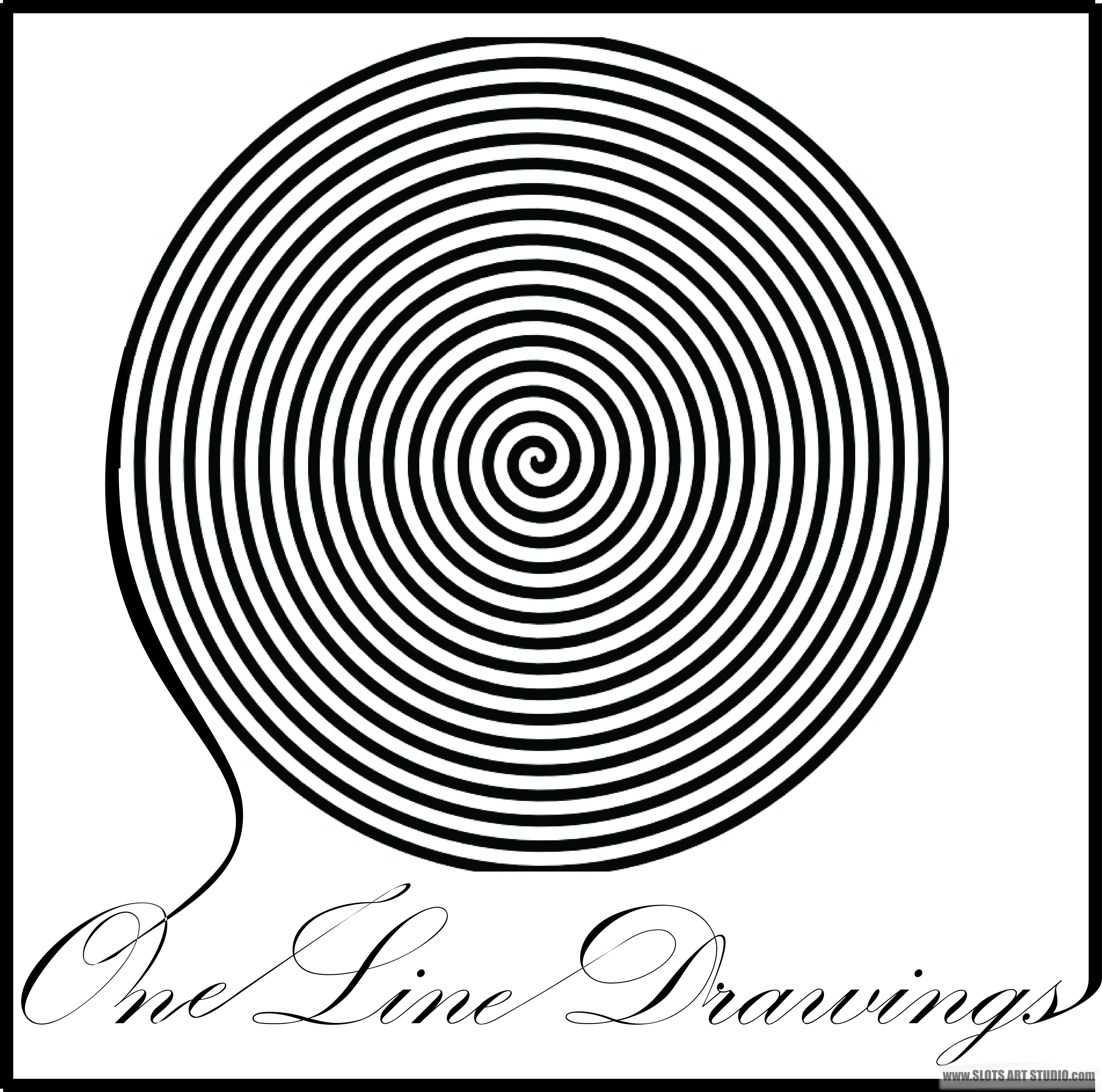One Line Drawings